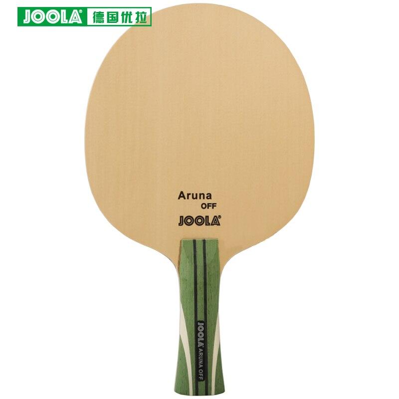 Joola Aruna OFF (7 Ply, HINOKI, Carbon, Aruna Quadri's Blade) Table Tennis Blade Racket Ping Pong Bat Paddle
