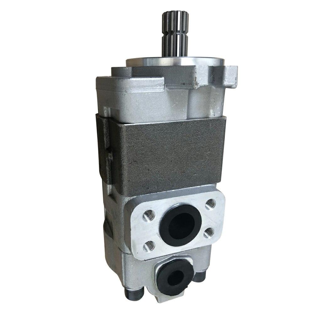 Charge pump TB285 gear pump for repair Kawasaki pump