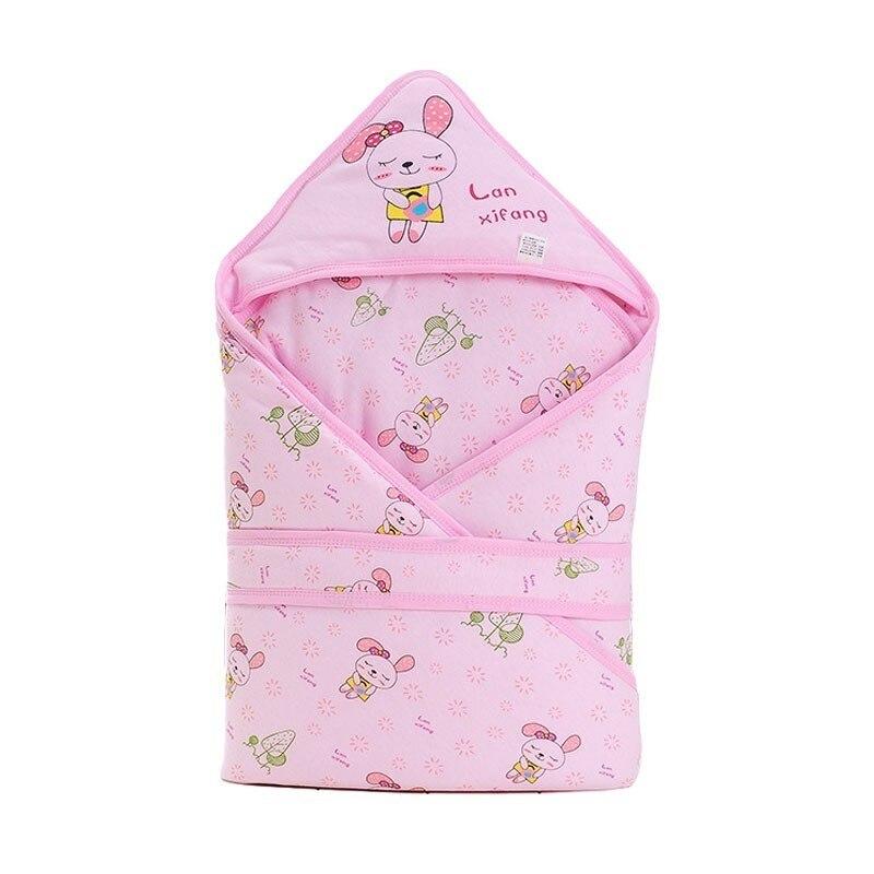 Couvertures de bébé Nouveau-Né 100% Coton Doux Pour Couverture de Bébé Swaddle Couverture Bébé lange d'emmaillotage Inbakeren Bebek Kundak