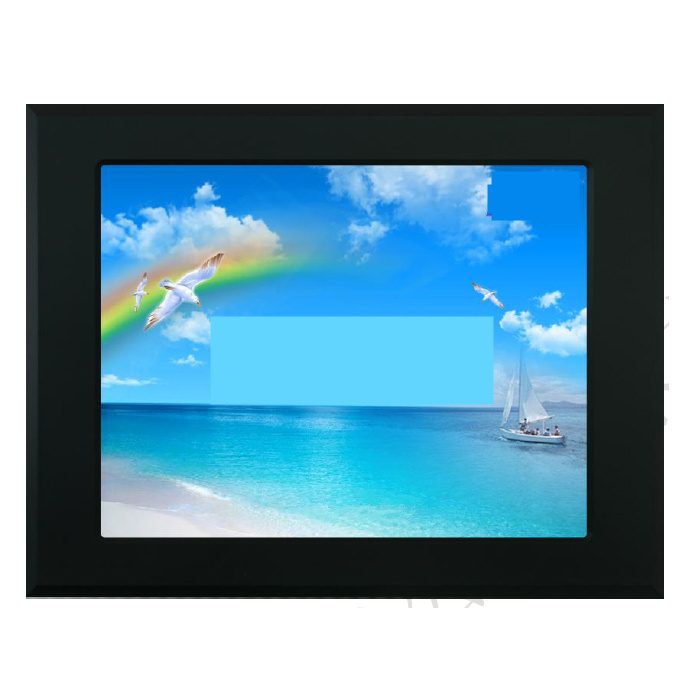DMV64480T057_18WT 5.7-inch Devan DGUS serial screen touch screen HMI human-machine interface pws6700t n hitech hmi touch screen human machine interface new in box