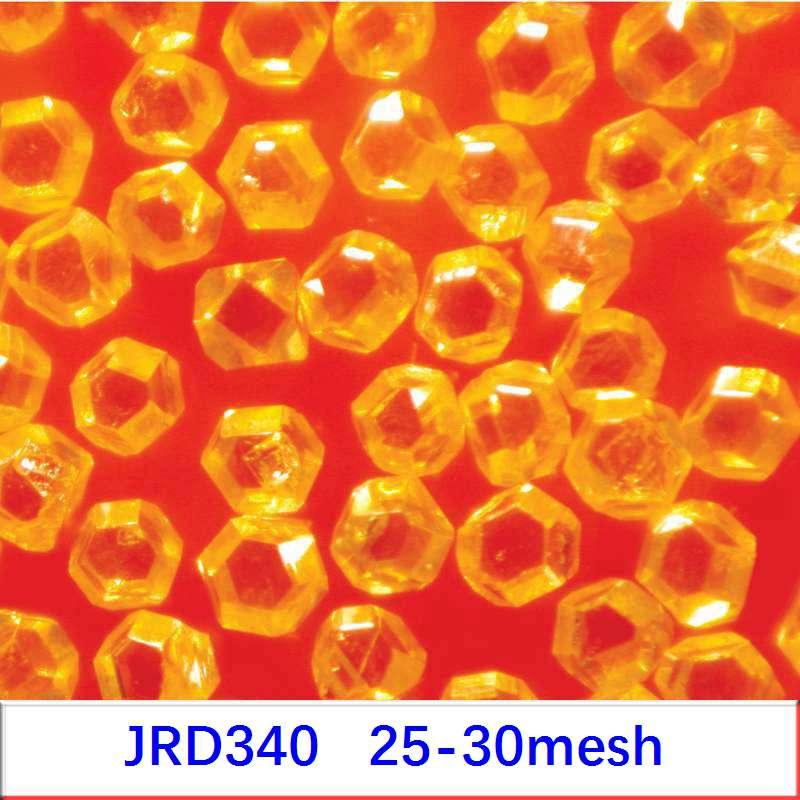 100g Lot JRD340 16 80mesh Single crystal diamond Synthetic diamond powder Industrial diamond powder for