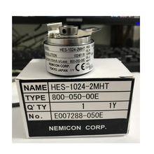 Hot sale NEMICON HES-1024-2MHT 8mm hollow shaft push pull 1024ppr 1000ppr 360ppr 600ppr incremental rotary encoder japan within the close control of the encoder hes 1024 2mht