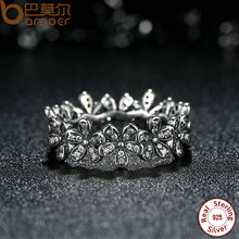 Sterling Silver Ring PA7122