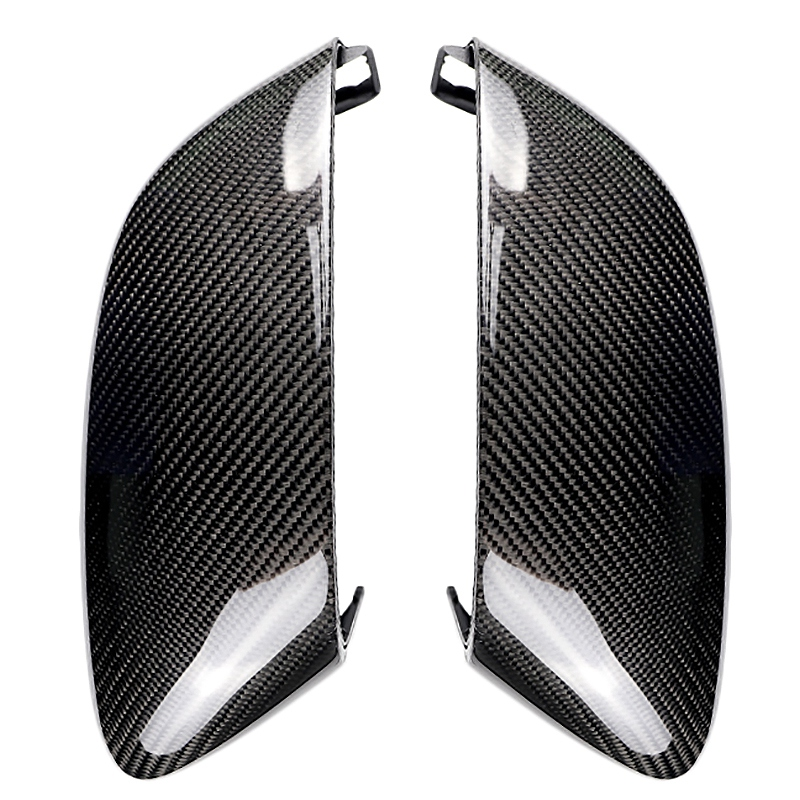 Side Wing Carbon Fiber Replacement Rearview Mirror Cover Shell Case For Bmw 5 Series G30 G31 2017 2018Side Wing Carbon Fiber Replacement Rearview Mirror Cover Shell Case For Bmw 5 Series G30 G31 2017 2018