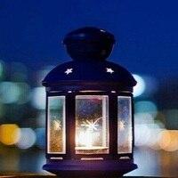 Best Romantic Valentine S Day Gift Modern Vintage Metal Moroccan Lantern Hanging Candle Holder Garden Necessity