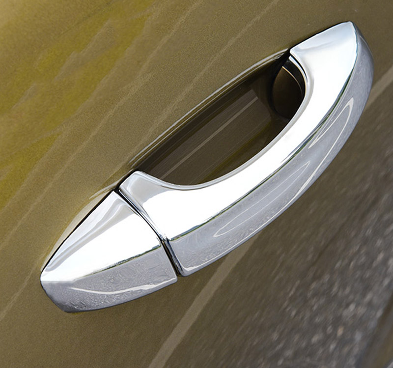 8pcs for SKODA KODIAQ Outer door Handle decorate Protective cover8pcs for SKODA KODIAQ Outer door Handle decorate Protective cover