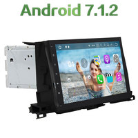 Android 7 1 2 Quad Core 2 Din 10 1 2GB RAM 16GB ROM Car Radio