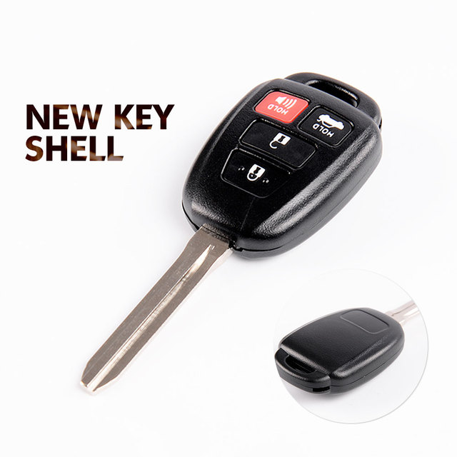 new for 2012 2013 2014 toyota camry keyless entry remote head keynew for 2012 2013 2014 toyota camry keyless entry remote head key fob hyq12bdm