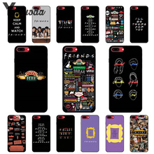 Yinuoda Central Perk Coffee friends tv show Soft Silicone TPU Phone Cover for Apple iPhone 8 7 6 6S Plus X XS MAX 5 5S SE XR to4rooms стол perk