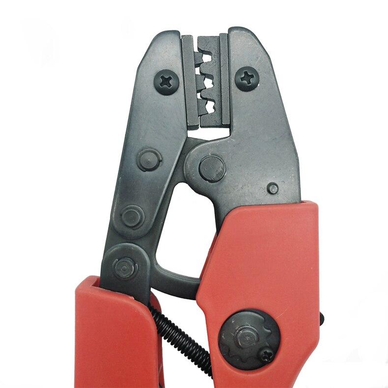 Купить с кэшбэком AN-2546B crimping tool crimping plier 2 multi tool tools hands Solar Photoroltaic Connector MC3/MC4 Crimping Tool