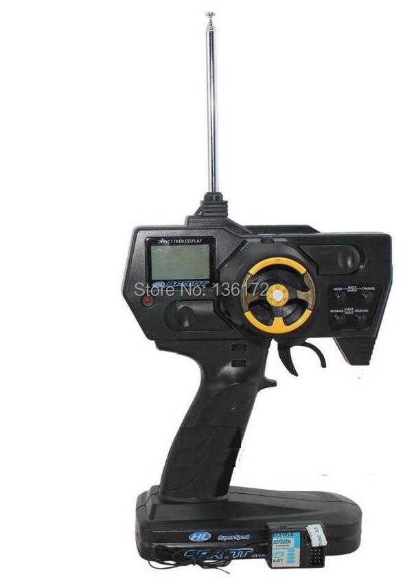 Henglong RC voiture 27 Mhz émetteur + récepteur/27 Mhz radio contrôleur + récepteur/27 Mhz supprimer contrôleur + récepteur livraison gratuite