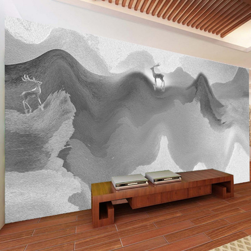 Mountain Wall Mural popular mountains wall mural-buy cheap mountains wall mural lots