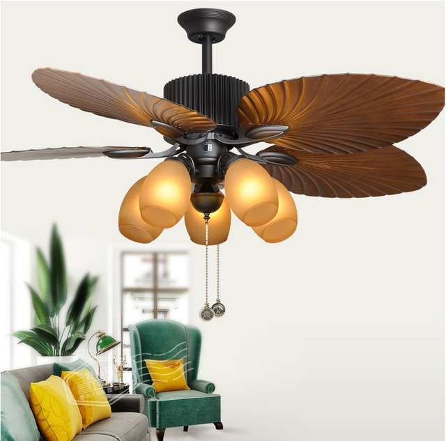 52 ceiling fan lights engineering plastic abs blade shape of 52 ceiling fan lights engineering plastic abs blade shape of batavia banana leaf aloadofball Image collections