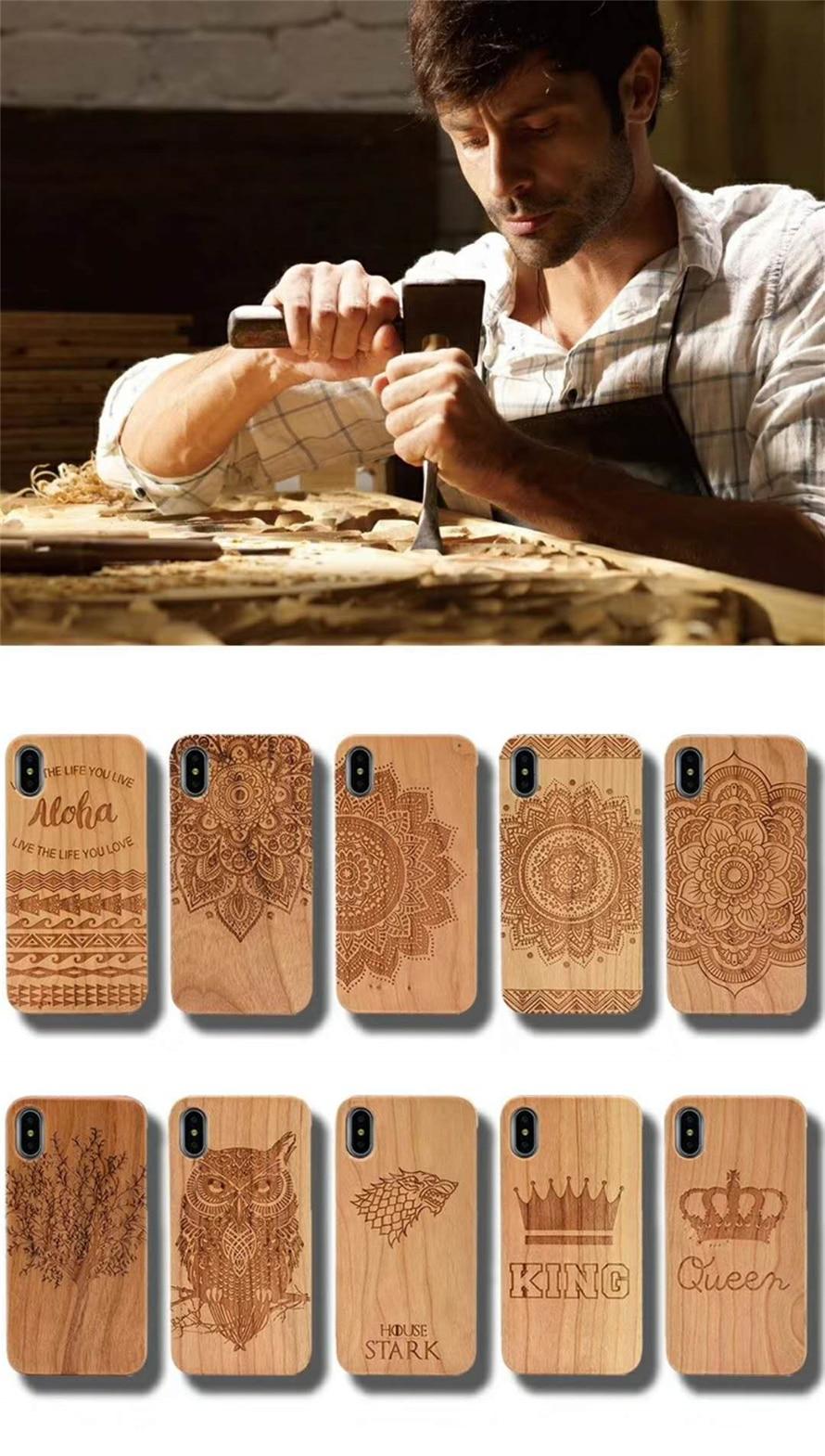Real wood 1