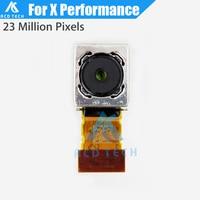 Original New Back Rear Main Camera Flex Cable For Sony Xperia X Performance XP F8132 Big