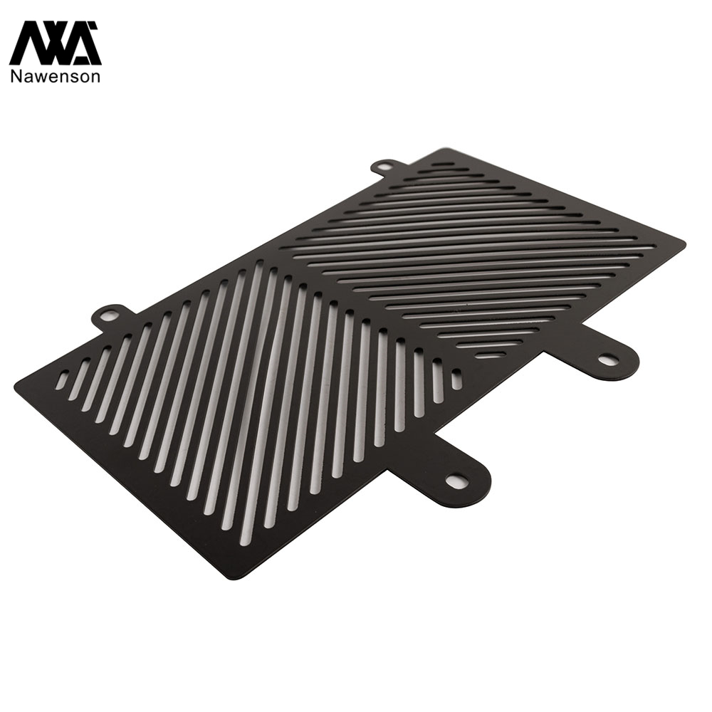 Image 3 - Radiator Guard Grill Cover Protector For RC125 RC200 RC390 2015 2018 2017 2016 Motorcycle Accessories Parts-in Covers & Ornamental Mouldings from Automobiles & Motorcycles