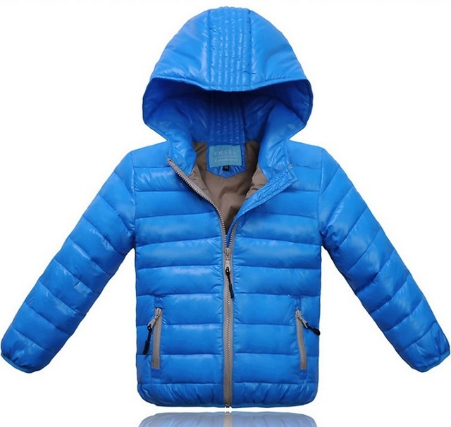 3d60c219e NEW Winter kids outwear boys clothes Down Plus velvet boys winter ...