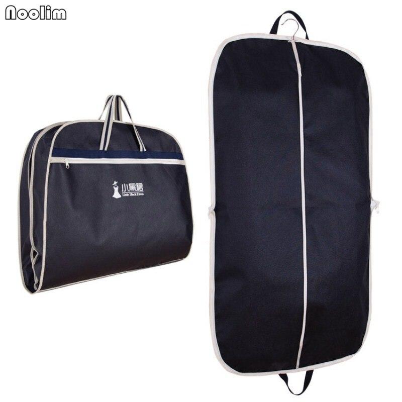 NOOLIM Coat Clothes Garment Suit Cover Bags Dustproof Hanger Storage Protector Travel Storage Organizer Case