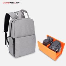 2017 Fashion Digital DSLR Camera Bags Travel Waterproof Photo Backpack Soft Camera Video Case Laptop Bag for Canon Nikon Sony