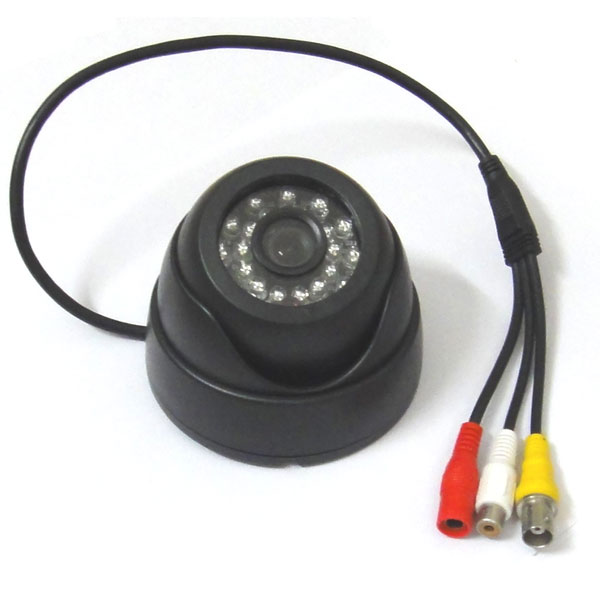 ФОТО 1 3 Sony CCD IR Color Security CCTV Camera Wide Angle 36mm Lens with Audio