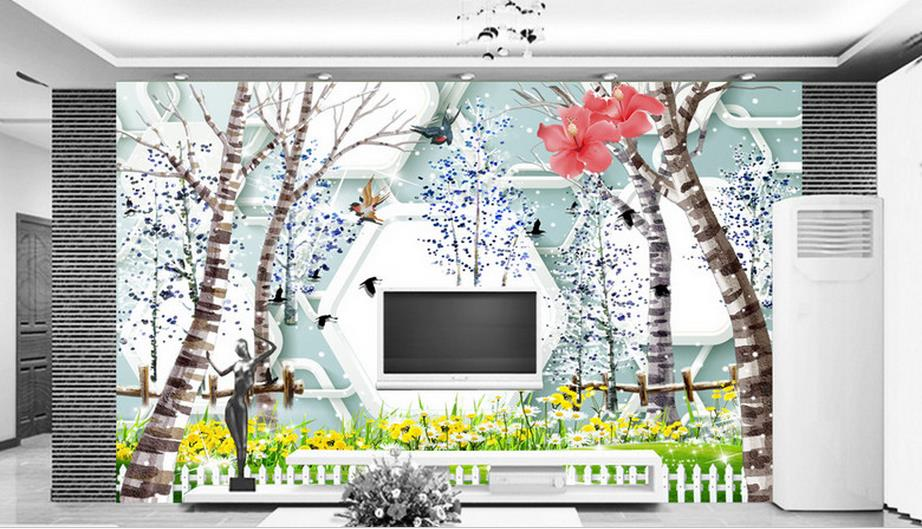 farmhouse style 3d murals wallpaper for living room Simple pattern image wall living 3d wallpaper background bedroom wallpaper 3d murals wallpaper for living room abstract tree image wall living 3d wallpaper 3d bathroom wallpaper