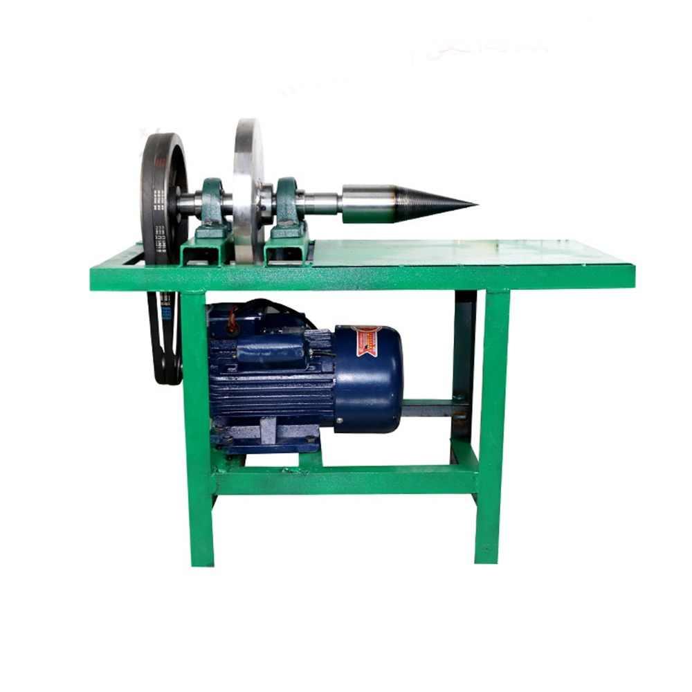 高品質のドリルビットチョップ木材分割ツール分割コーンログスプリッタ木材破壊機木材ブレーカ薪チョッパー