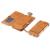 Floveme retro caso de couro caixa do telefone para samsung galaxy s7 anel de metal cartão wallet capa protetora para samsung s6 edge além de