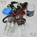 O envio gratuito de 35 w xenon HB5 9007 DC lâmpada Do farol Do Carro Luz Do Carro fonte lâmpadas hid bulb 6000 K 8000 K 35 W HB5 xenon lâmpada de luz