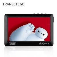 HD 8 GB MP5 Player 5 inç Uzun Bekleme Dokunmatik Ekran reproductor mp4 Çalar MP3 E-kitap Okuma Oyun Oyuncu 3200mA placa de video