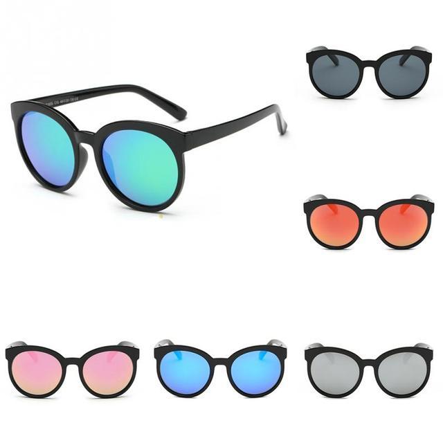 6 cores new flexível crianças óculos de sol polarized revestimento de óculos  de sol uv400 óculos f21efc702d