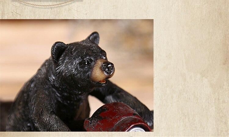 Bear Figurine (10)