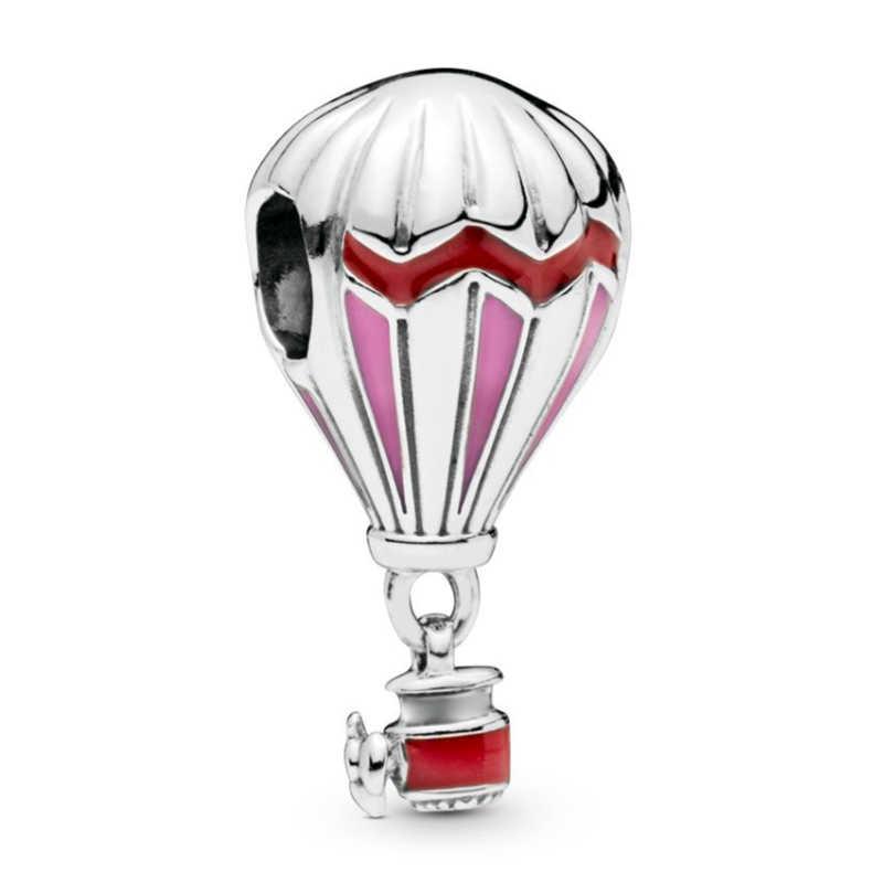 Mới Chính Hãng Charm Hoạt Hình Buzz Lightyear Charm Mặt Dây Chuyền Bạc 925 Hạt Phù Hợp Với Ban Đầu Pandora Vòng Tay Nữ Tự Làm Trang Sức