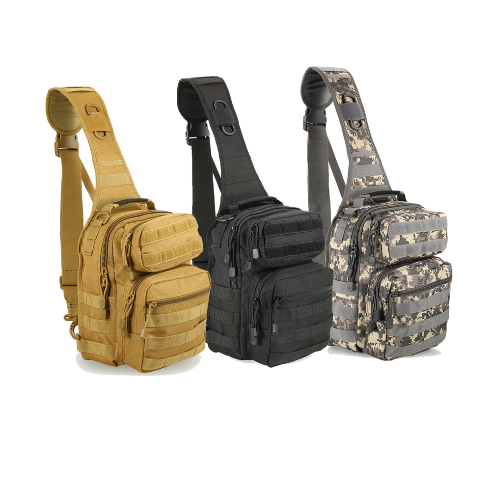 a41b26670d44 US $21.57 48% OFF|600D Military Tactical Backpack Sling Single Shoulder  Chest Bag Camping Hiking Climbing Bag Hunting Daypack Outdoor Sports Bag-in  ...
