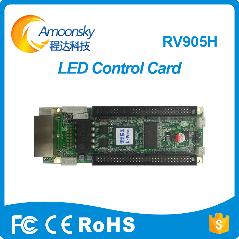 Linsn Rv905h 925h Led Receiving Card Linsn Receiver For Outdoor Commercial Advertising Display