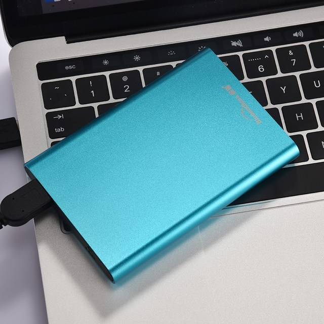 External HDD 2.5 USB 3.0 80/120/250GB 2