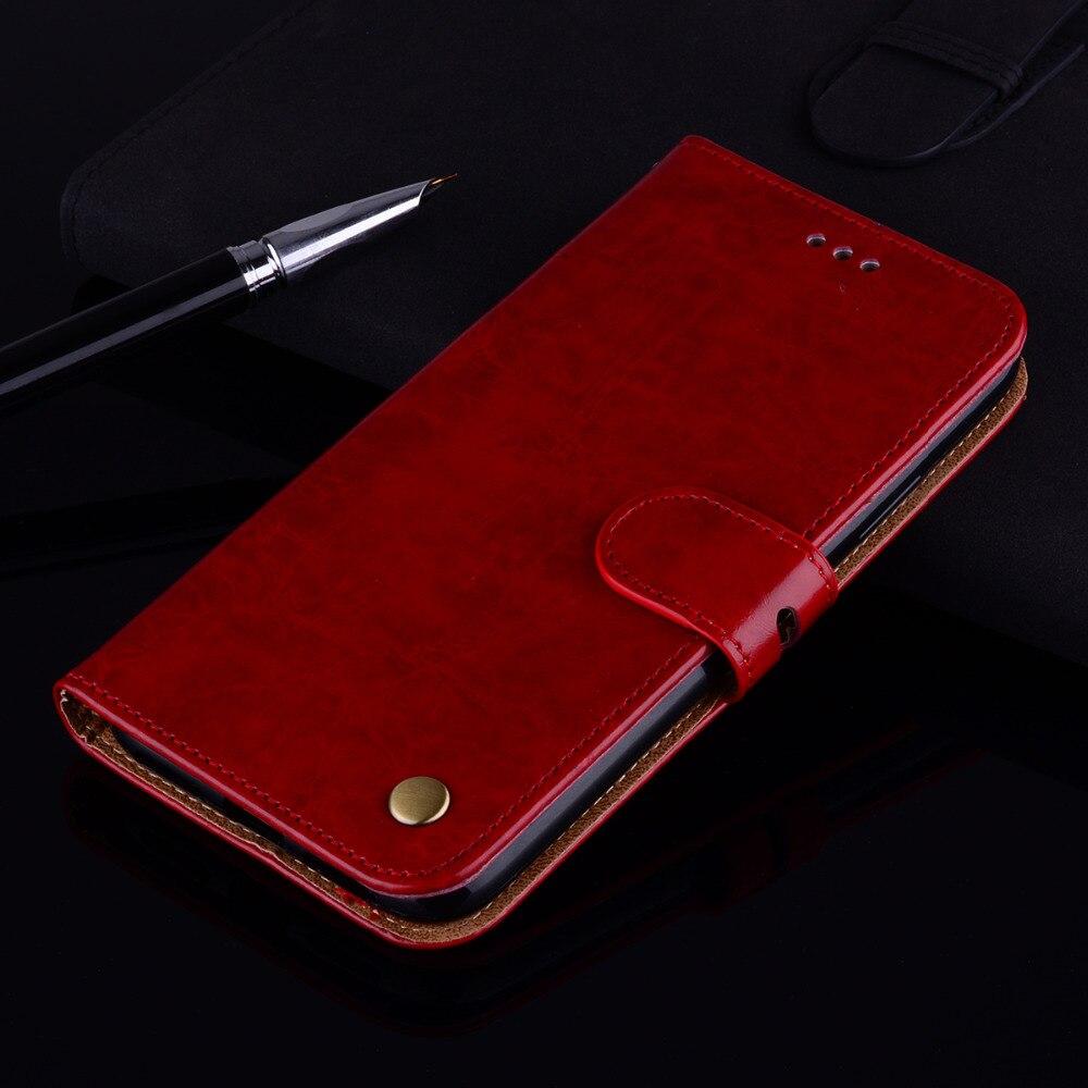 Роскошные масло воск бумажник из искусственной кожи Стенд Флип карты держать телефон крышка сумки для Xiaomi Redmi Note 4X3 S 4X 4A 5 5 плюс Примечание 5A ... ...