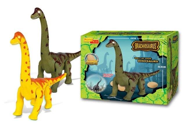 Para Crawl Sonido Huevos Interesantes Móvil Juguetes Electrónica Niños Ponen De Dinosaurio Brachiosaurus N8Ovmny0w