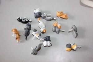 Image 5 - Оптовая продажа kpop kawaii оригинальное качество Chis cat противопылевая заглушка для сотового телефона ks милый аниме разъем для ушей в разных стилях
