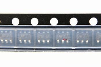 50 sztuk DW01 DW01D DW01A SOT23-6 mocy mobilna bateria litowa ochrona IC chip tanie i dobre opinie Nowy Układy scalone logiczne XiangYangWei Inne