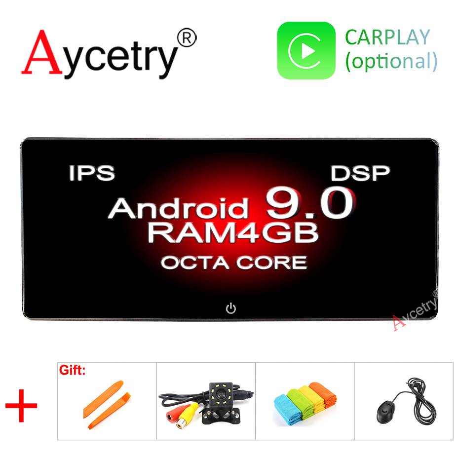 NEW 10 25 1280P Octa core 4G RAM Universal 2 Din Android 9 0 Car PC