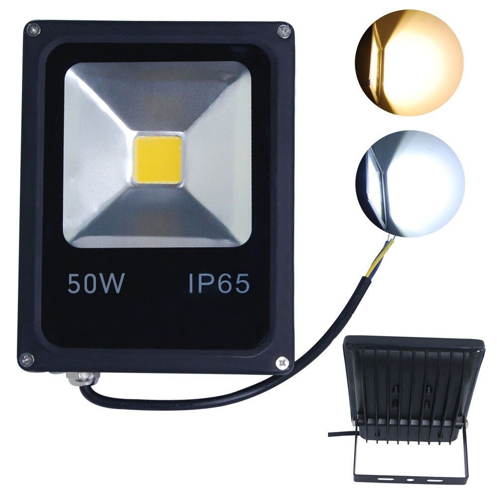 Buy refletor led flood light 10w 20w 30w for Focos led exterior 50w