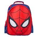 Presente das crianças Spider Man 3D Sacos De Escola De Alta Qualidade Saco de Escola Dos Desenhos Animados Mochila Criança À Prova D' Água