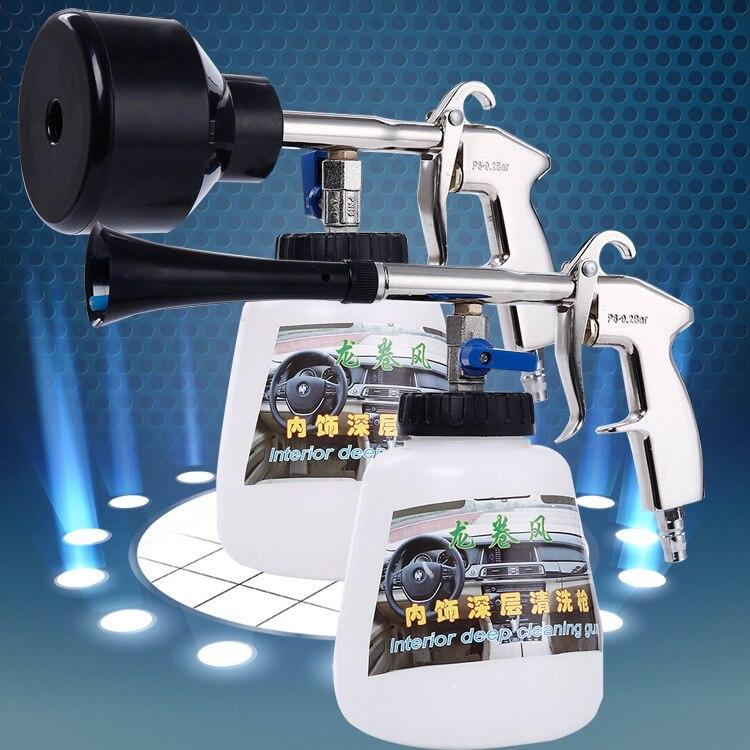 Car Interior Wash >> Car Cleaning Factory Direct Selling Gs High Pressure Car Washer Tornado Foam Gun Lance Interior ...