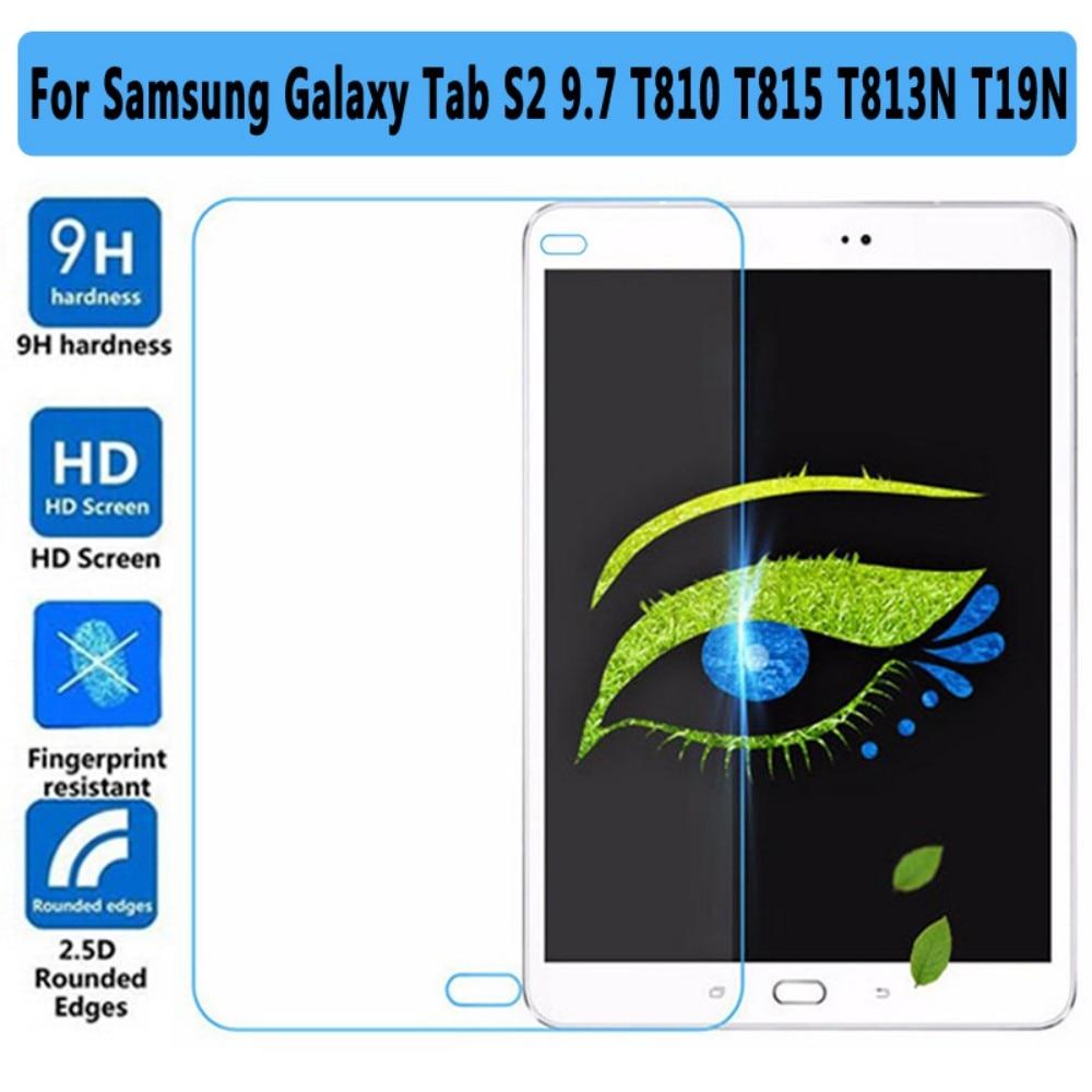 Vidrio Templado Superior Para Samsung Galaxy Tab S2 97 T810 Ic Up1589qqkf Up1589q Up15890 Up1589 Qfn20 T815 Protector De Pantalla Pulgadas