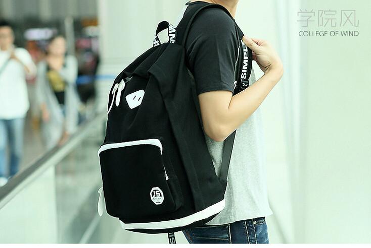 men fashion backpack12