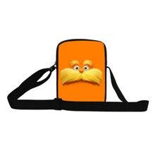 printing cartoon shoulder bags
