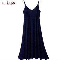 Летняя ночная рубашка женское сексуальное платье без рукавов Ночная сорочка на бретельках женская ночная рубашка с принтом хлопковая одеж...