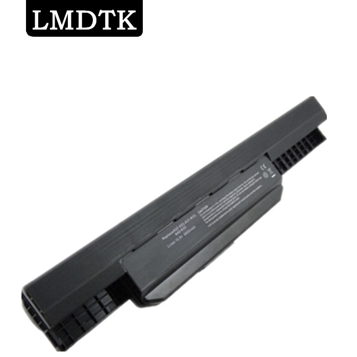 LMDTK New 9 cells laptop battery for Asus A43 A53 K43 K53 X43 A43B A53B K43B K53B X43B Series A32-K53 A42-K53 Free shipping