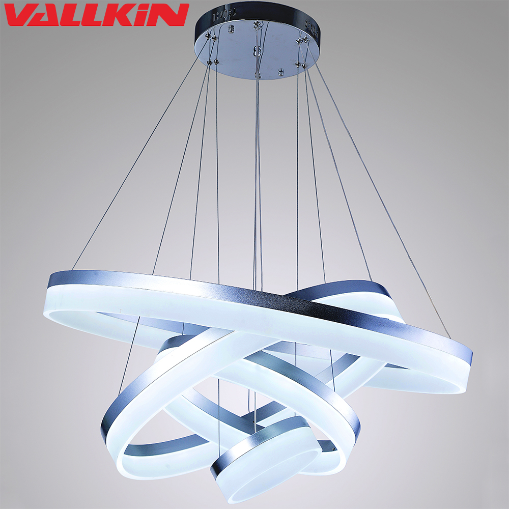 Modern Acrylic LED Pendant Lamp Chandeliers Ceiling Pendant Lamps - Indoor Lighting