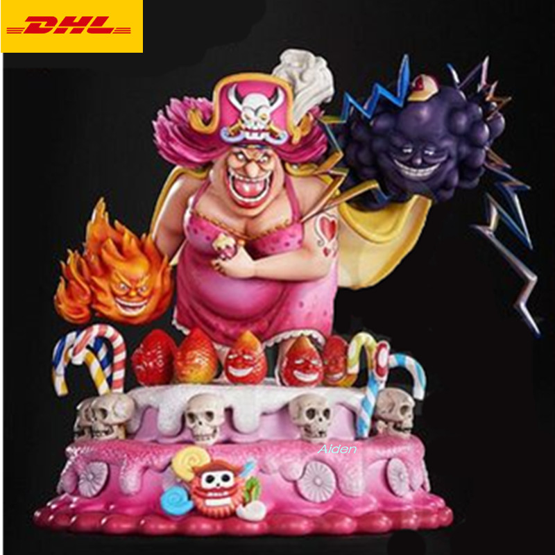 9 ONE PIECE Statue Four Emperors Bust Charlotte Linlin Full-Length Portrait BIG MOM GK Action Figure Model Toy BOX 20CM Z5069 ONE PIECE Statue Four Emperors Bust Charlotte Linlin Full-Length Portrait BIG MOM GK Action Figure Model Toy BOX 20CM Z506